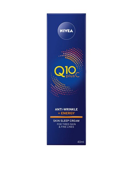 Billede af Nivea Q10 PlusC Energy Sleep Cream Natcreme Transparent