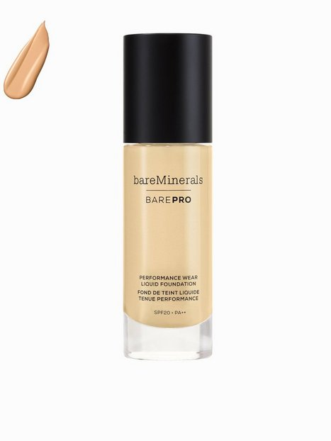 bareMinerals BarePRO Performance Wear Liquid Foundation Foundation Golden Nude thumbnail