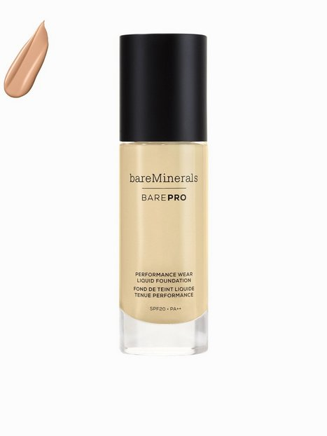 bareMinerals BarePRO Performance Wear Liquid Foundation Foundation Light Natural thumbnail