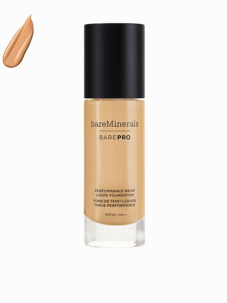 Billede af bareMinerals BarePRO Performance Wear Liquid Foundation Foundation Sandalwood