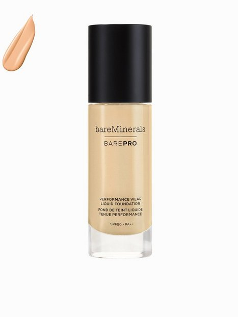 bareMinerals BarePRO Performance Wear Liquid Foundation Foundation Aspen thumbnail