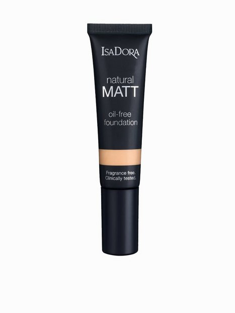 Isadora Natural Matt Oil-Free Foundation Foundation Sand thumbnail