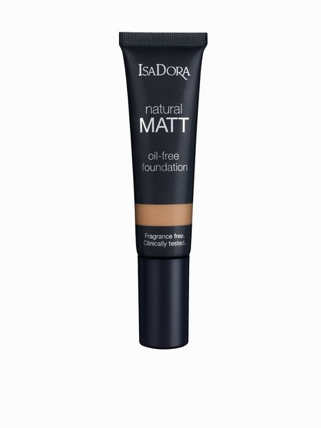 Isadora Natural Matt Oil-Free Foundation Foundation Honey thumbnail
