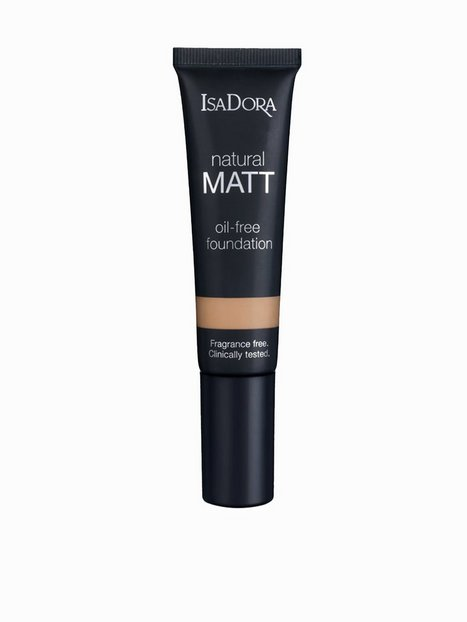 Isadora Natural Matt Oil-Free Foundation Foundation Almond thumbnail