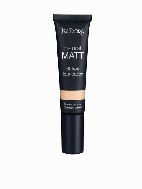 Isadora Natural Matt Oil-Free Foundation Foundation Porcelain thumbnail