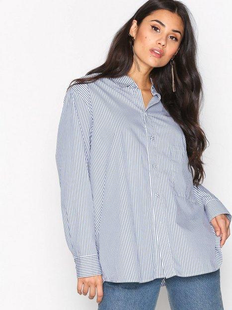 Billede af Hope Elma Shirt Skjorte Blue Stripe