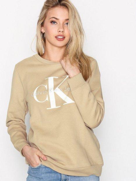 Billede af Calvin Klein Jeans Crew Neck HWK True Icon Sweatshirts Sølv