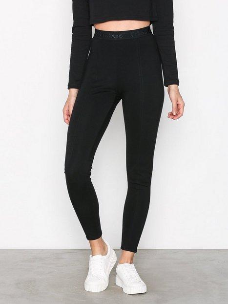 Billede af Calvin Klein Jeans Pilla Milano Legging Leggings Black