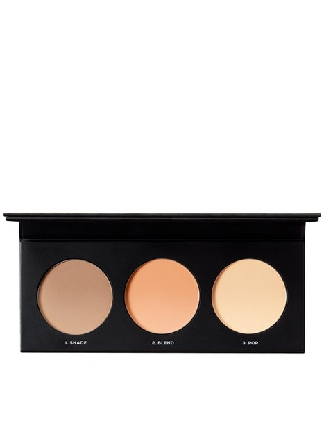 bareMinerals barePRO Contour Face-Shaping Powder Trio Contouring & Strobing Multicolor thumbnail