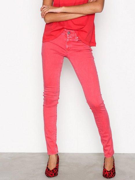 Billede af Replay Luz Pants Slim fit Rød