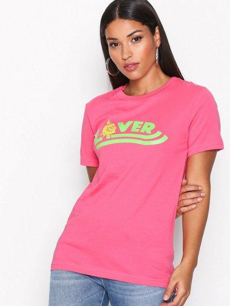 T-skjorter - Pink Diesel T-Sily-R T-Shirt
