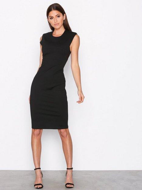 Billede af Diesel D-Stacie Dress Kropsnære kjoler Black