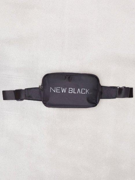Billede af New Black Sport Waist Bag Skuldertaske Sort