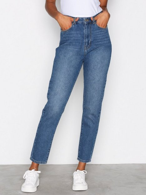 Womens Nora Straight Jeans Dr. Denim