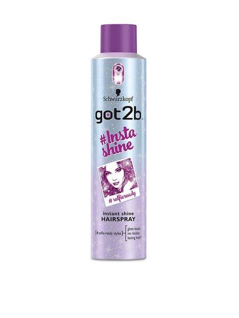 Schwarzkopf Got2b #insta Shine Hair Spray 300ml Styling - Schwarzkopf