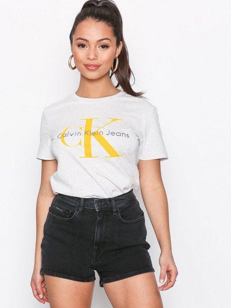 Billede af Calvin Klein Jeans High Rise Short-Black Fame CMF Shorts Black
