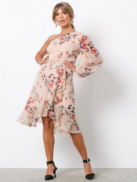 LS Shoulder Dress