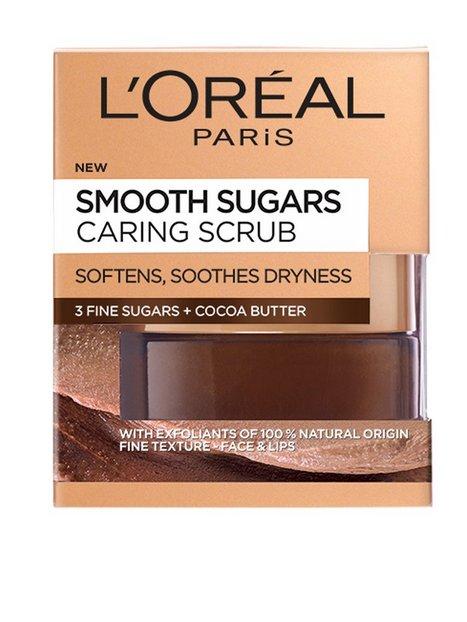 Billede af L'Oréal Paris Smooth Sugar Scrub Scrub & eksfoliering Caring