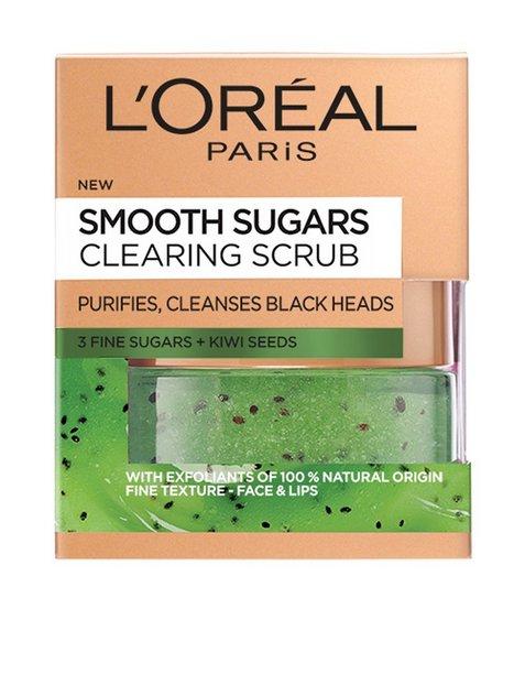 Billede af L'Oréal Paris Smooth Sugar Scrub Læbepleje Clearing