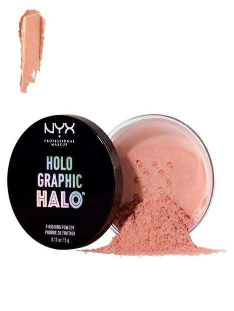 Billede af NYX Professional Makeup Holographic Halo Finishing Powder Skær/Glitter