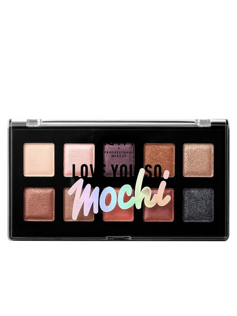 NYX Professional Makeup Love You So Mochi Eyeshadow Palette Ögonskuggor 02 thumbnail