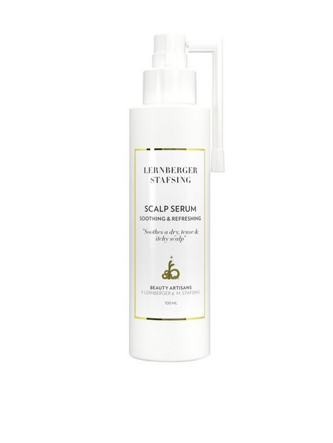 Billede af Lernberger Stafsing Pharmacy Scalp Serum Soothing & Refreshing 100ml Hårkur og Hårolie Transparent