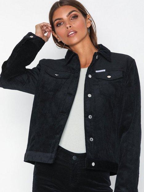 Billede af Calvin Klein Jeans Corduroy Trucker Jacket Øvrige jakker Black