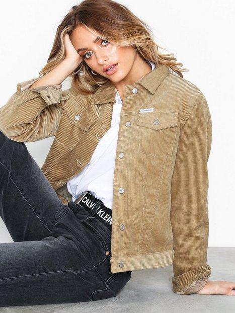 Billede af Calvin Klein Jeans Corduroy Trucker Jacket Øvrige jakker