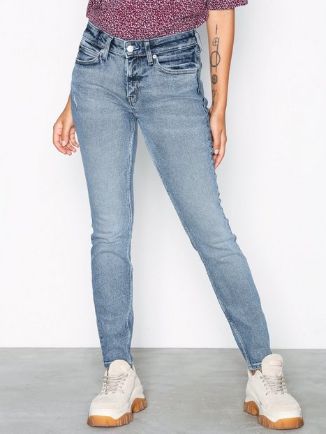 Billede af Calvin Klein Jeans CKJ 011: Mid Rise Skinny Skinny Denim