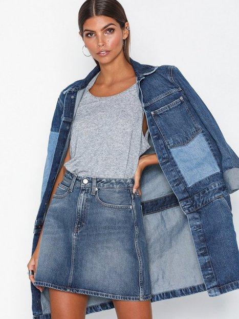 Billede af Calvin Klein Jeans HR Mini Skirt Mini nederdele