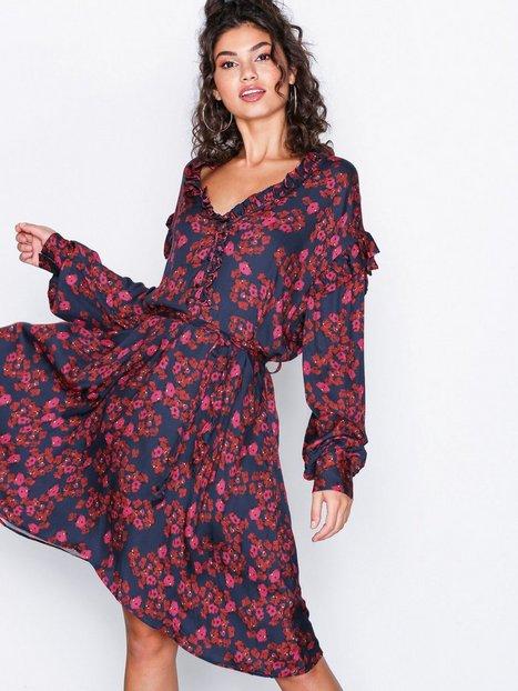Billede af Replay W9514 Dress Langærmede kjoler