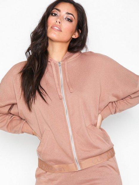Billede af Calvin Klein Underwear Full Zip Hoodie Pyjamasser & hyggetøj