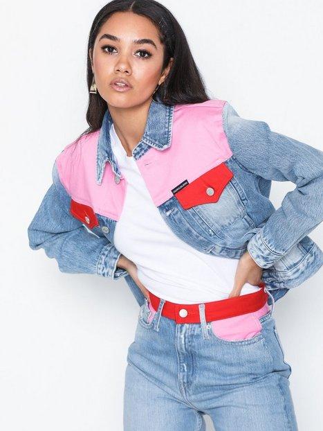 Billede af Calvin Klein Jeans Foundation Trucker Denimjakker