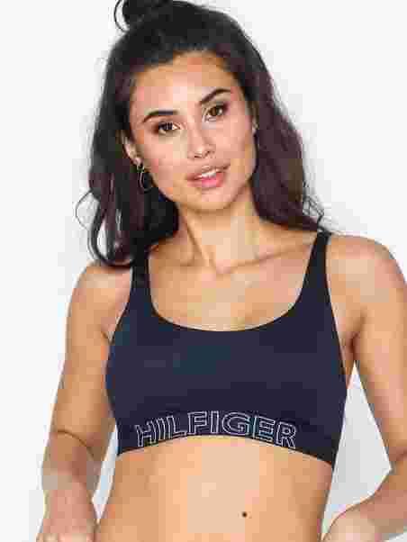 7a9b5c3d23d Bralette - Tommy Hilfiger Underwear - Navy - Bras   Tops - Underwear ...