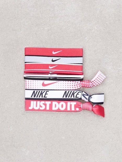 Billede af Nike Mix Ponytail Holder 9PK Træningsaccessories Sort