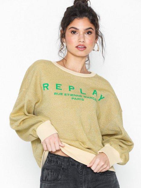 Billede af Replay W3114 Sweatshirt Sweatshirts