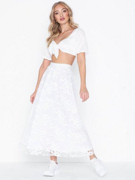 Billede af Replay W9247A Skirt Midi nederdele