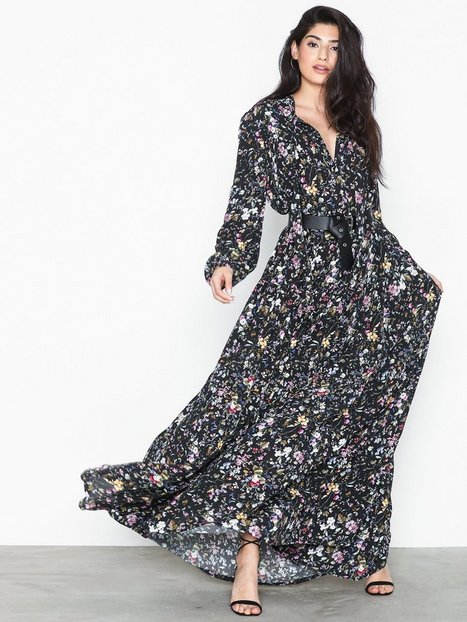 Billede af Replay W9524 Dress Langærmede kjoler