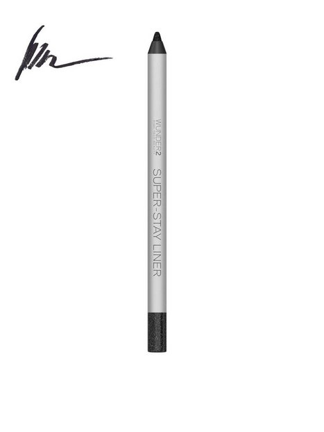 Billede af Wunder2 Super-Stay Eye Pencil Eyeliner Black Glitter