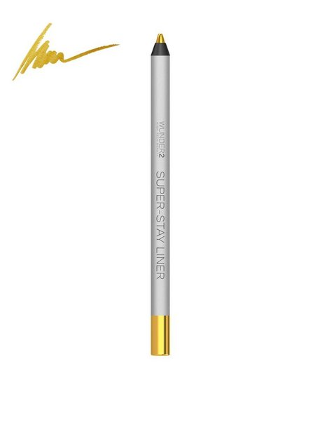 Billede af Wunder2 Super-Stay Eye Pencil Eyeliner Metallic Gold