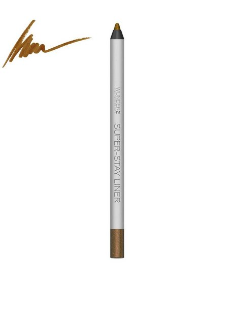 Billede af Wunder2 Super-Stay Eye Pencil Eyeliner Bronze Glitter