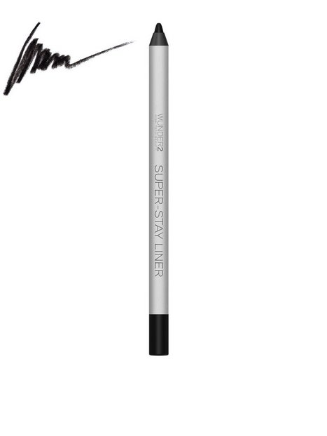 Billede af Wunder2 Super-Stay Eye Pencil Eyeliner Essential Black