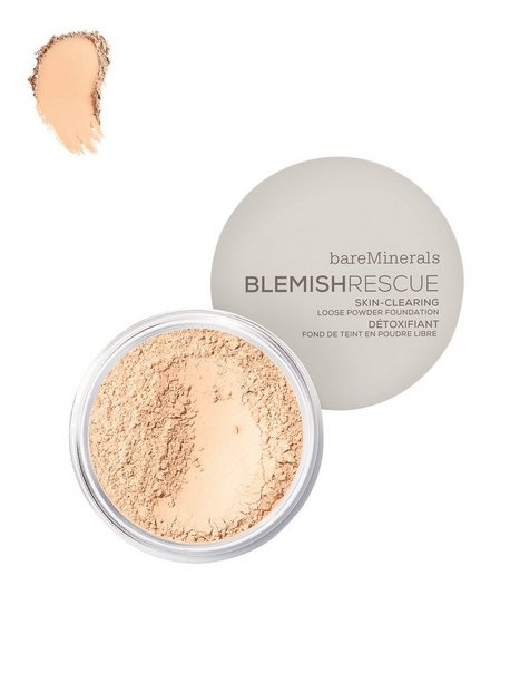 Billede af bareMinerals Blemish Rescue Skin-Clearing Loose Powder Foundation Foundation Fair
