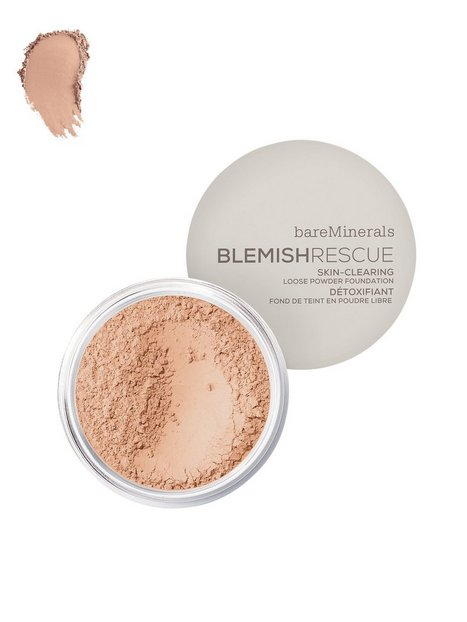 Billede af bareMinerals Blemish Rescue Skin-Clearing Loose Powder Foundation Foundation Medium