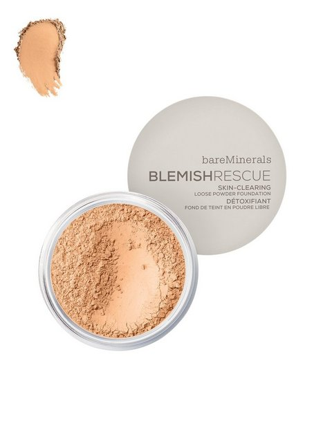 Billede af bareMinerals Blemish Rescue Skin-Clearing Loose Powder Foundation Foundation Golden Nude