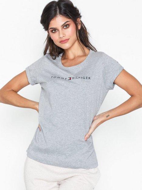 Billede af Tommy Hilfiger Underwear Tee SS Logo Pyjamasser & hyggetøj