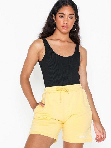 Billede af New Black Embrogo Shorts Shorts