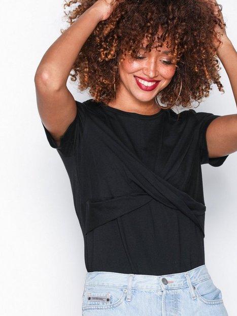 Billede af Dr Denim Amelie Tee T-shirts Black