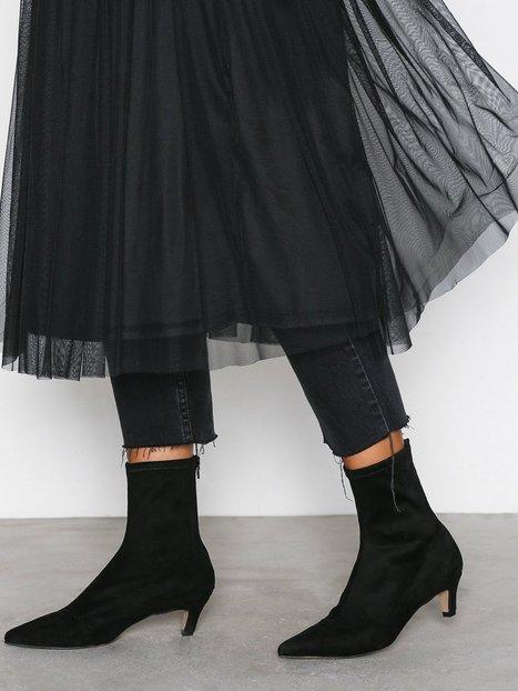 Billede af Henry Kole Corinne Ankle Boots Heel Sort