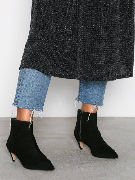 Billede af Henry Kole Alessa Ankle Boots Heel Sort